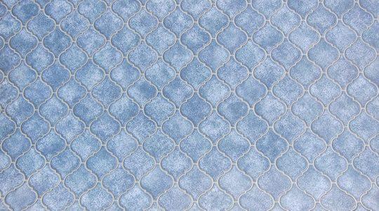 Bertie Blue Classic Vinyl flooring