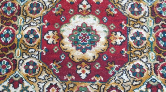 RIBBLE VALLEY REDS VINTAGE CARPET