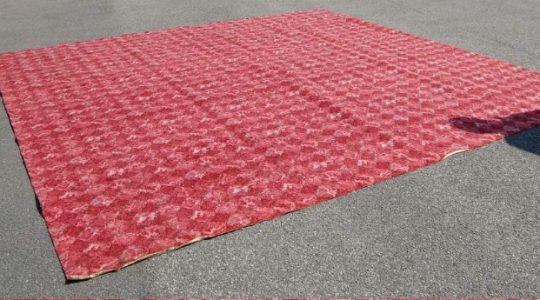 LILY THE PINK VINTAGE CARPET