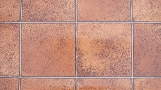 Terracotta Tile Vinyl Flooring Retrolino