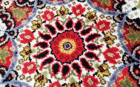MYSTIC DELIGHT VINTAGE CARPET