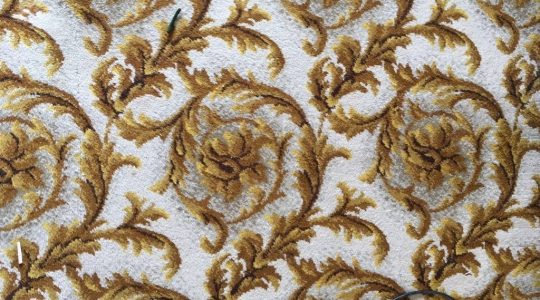 Nestle Down Vintage Axminster Carpet