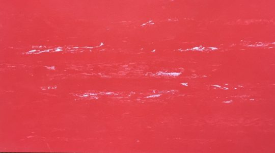 RED FLAG FLYING VINYL TILE