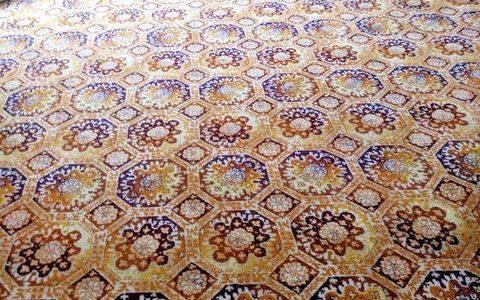 Octagonal Idyll Carpet