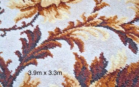 L'hiver Vintage Carpet